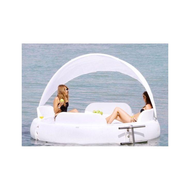 Ideal para playas y piscinas lona microperforada for Escaleras de piscinas para personas mayores