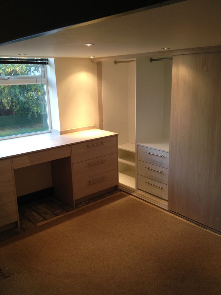 Made measure bedroom furniture manufactured by creative carpentry