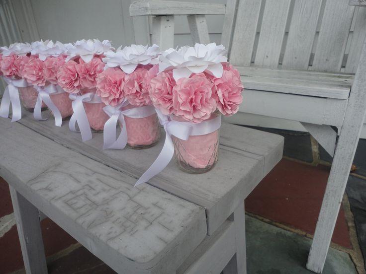Peony Wedding Centerpieces   Paper Peony Centerpieces Paper Carnation Wedding Shower Centerpiece