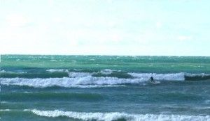 Kincardine, Ontario has become known in recent years for it's great waves popular amongst freshwater surfers!