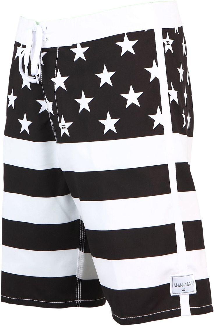Billabong US Mens : Boardshorts - Stars N Stripes