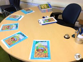 The Brown-Bag Teacher: Ideas for Guided Reading: 1st Grade Style