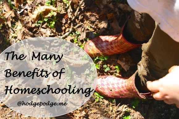 The Many Benefits of Homeschooling