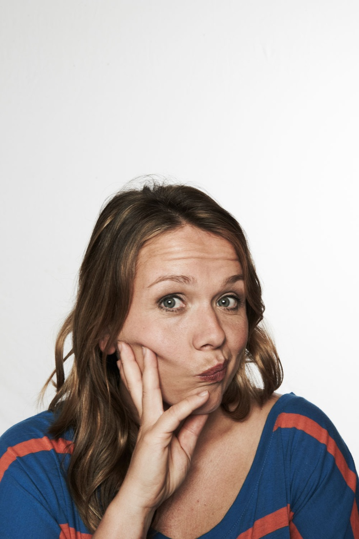 Kerry Godliman at the Farnham Maltings Wednesday 19 December.