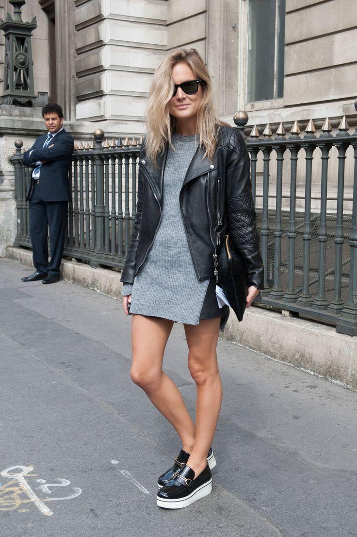 Street fashion: London Fashion Week ss 2015