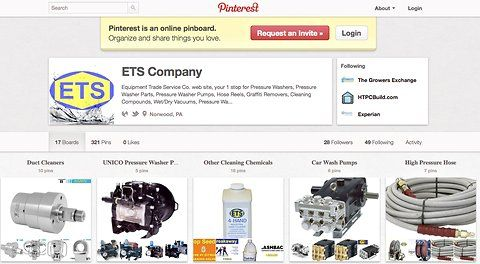 Does a Cleaning-Equipment Company Belong on Pinterest? - NYTimes.com.  Read more on this Piece from New York Times on The ETS Company Pinterest Site! http://boss.blogs.nytimes.com/2012/05/30/does-a-cleaning-equipment-company-belong-on-pinterest/#:  Internet Site,  Website, Clean Equipment Company, Web Site, Cleaningequip Company, Company Belong, Pinterest Site, Cleaning Equipment Company, Company Pinterest