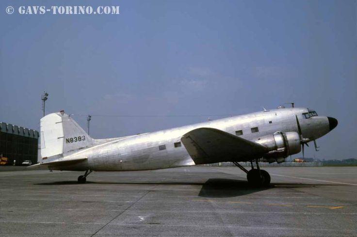 Restauro del DC3 Dakota Sagat