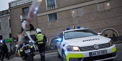 """FOTO VIDEO Atentat terorist la Copenhaga. Două atacuri, după modelul """"Charlie Hebdo"""", au avut loc în mai puţin de 24 de ore"""