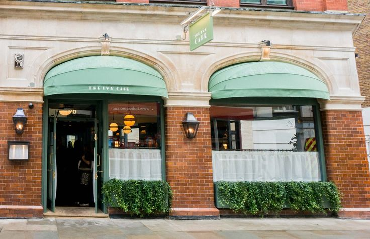 Breakfast at The Ivy Cafe Marylebone, London | New Yorker Meets London