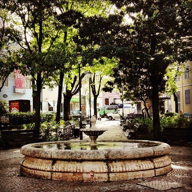#fontana #pracadasflores #thirdspace #lisbon #lisbonne #lisboa #portugal