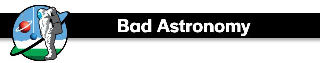 If you love astronomy, you'll love Phil Plait's Bad Astronomy blog.
