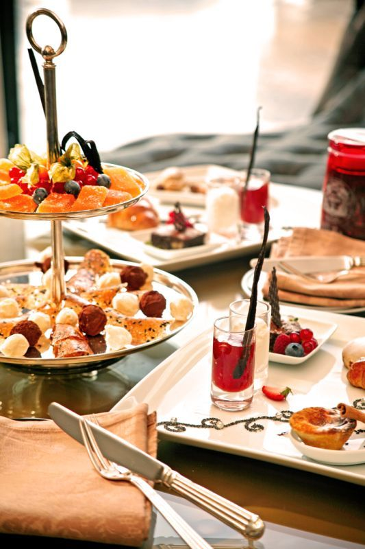 Gastronomy detail - Buffet