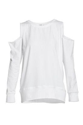 white blouse blackbow