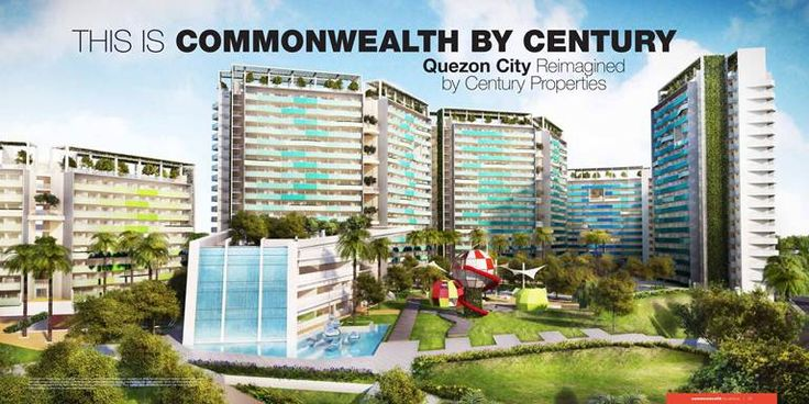 Commonwealth by Century  Stephen Ballesteros Mktg. Assistant  09159565270 Century Property
