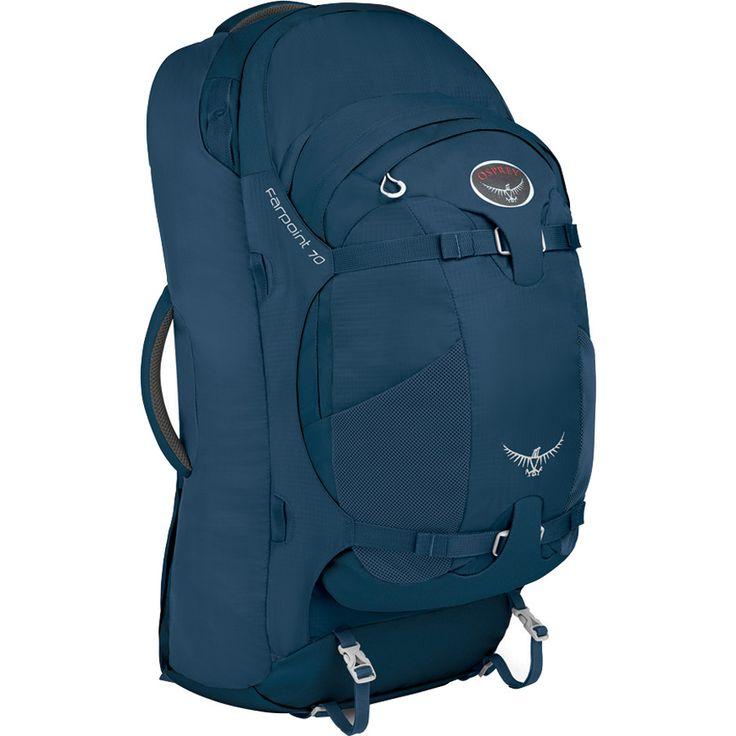 Osprey Packs Farpoint 70 Pack - 4000-4200cu in