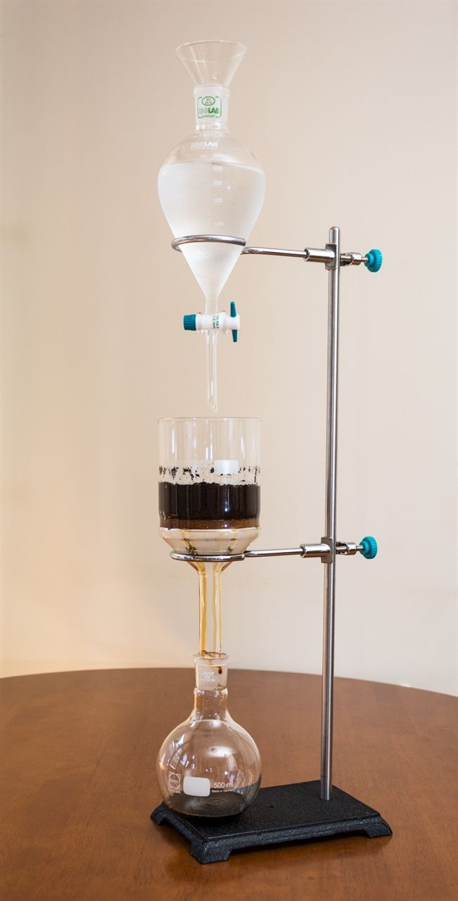 Cold Drip Coffee Kit -- a mere $369 + shipping from Australia. But it got very good reviews and it will save me a trip to Starbucks...