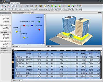 Vico Office Cost Explorer | Construction Estimating Software | 5D BIM