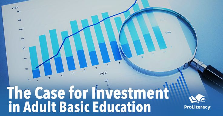 There is a significant connection between participation in adult basic skills programs and increased employment and income levels, high school equivalency and postsecondary education attainment, and civic participation. This return on investment, however, remains mostly unknown to policy makers, funders, and the general public.