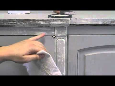 Dry Brushing Tutorial | Chalk Paint | How to Paint Furniture