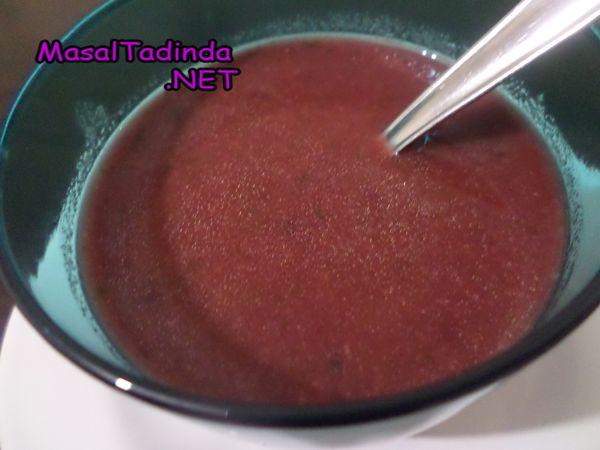Bebekler için siyah havuçlu çorba tarifi