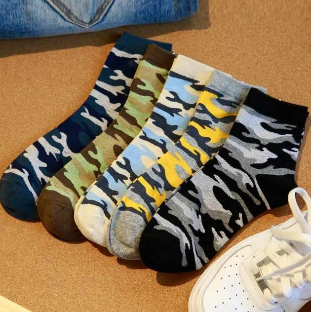 New Autumn And  Winter Cotton Men Mountaineering Socks Wholesale Classic Couples in camouflage cotton tube men Socks 5 colors #electronicsprojects #electronicsdiy #electronicsgadgets #electronicsdisplay #electronicscircuit #electronicsengineering #electronicsdesign #electronicsorganization #electronicsworkbench #electronicsfor men #electronicshacks #electronicaelectronics #electronicsworkshop #appleelectronics #coolelectronics