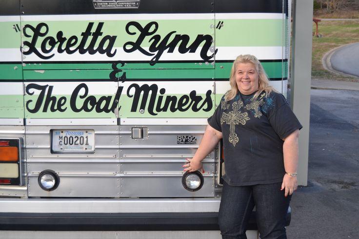 Loretta Lynn's Tour Bus
