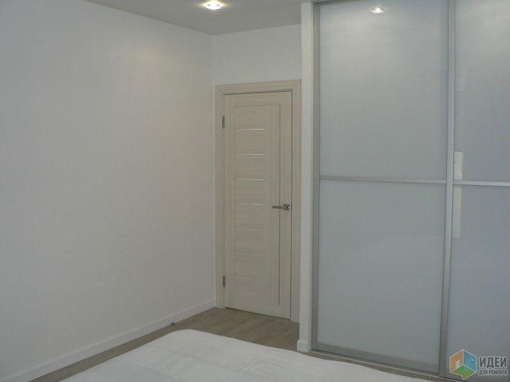 Белая спальня, белые интерьеры фото