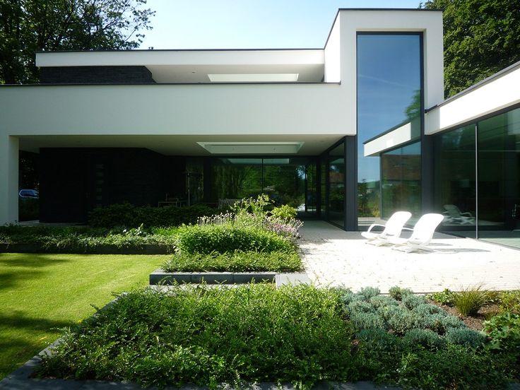 MAAS ARCHITECTEN BV (Project)   Nieuwbouw Woning Te Oldenzaal   PhotoID  #344494