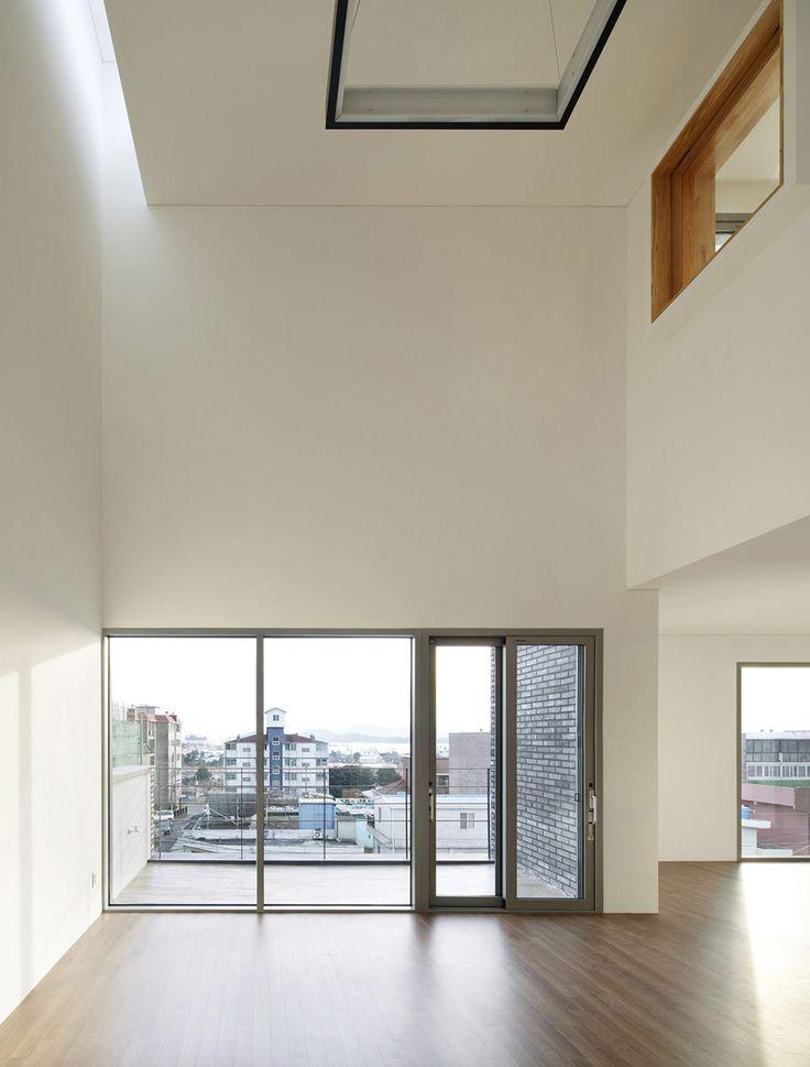 © Kim Yong Kwan - H 1115-7 / A.E.A _ Atelier Espa:ce Architectes