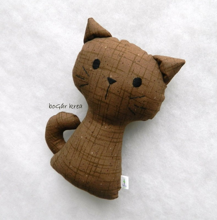 cat softies for baby www.bogarkrea.hu