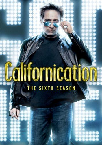 Californication: Season 6 DVD ~ Californication,   Hank tries to collaborate on a rock opera based on his book with a famous rock star while taking up with his beautiful muse; Charlie and Stu compete for the affections of Marcy; Marcy falls under the spell of a seriously radical feminist; Becca drops out of college to become a writer.