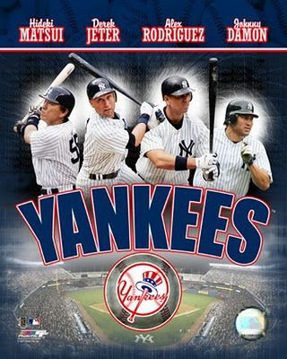 Famous New York Yankees | ... Baseball (MLB) - New York Mets, New York Yankees, Boston Red Sox