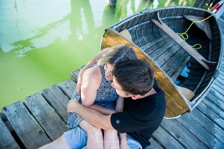 COWICHAN BAY ENGAGEMENT SESSION | JEN STEELE