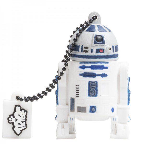 Tribe Star Wars USB 2.0 8GB Flash Drive R2-D2