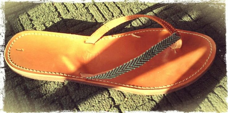 Suki's Handmade  Creations #facebook #handmade_macrame_sandals