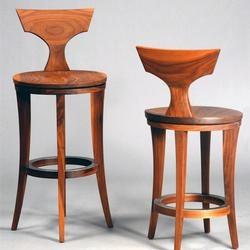 Elegant Custom Made Counter Stools