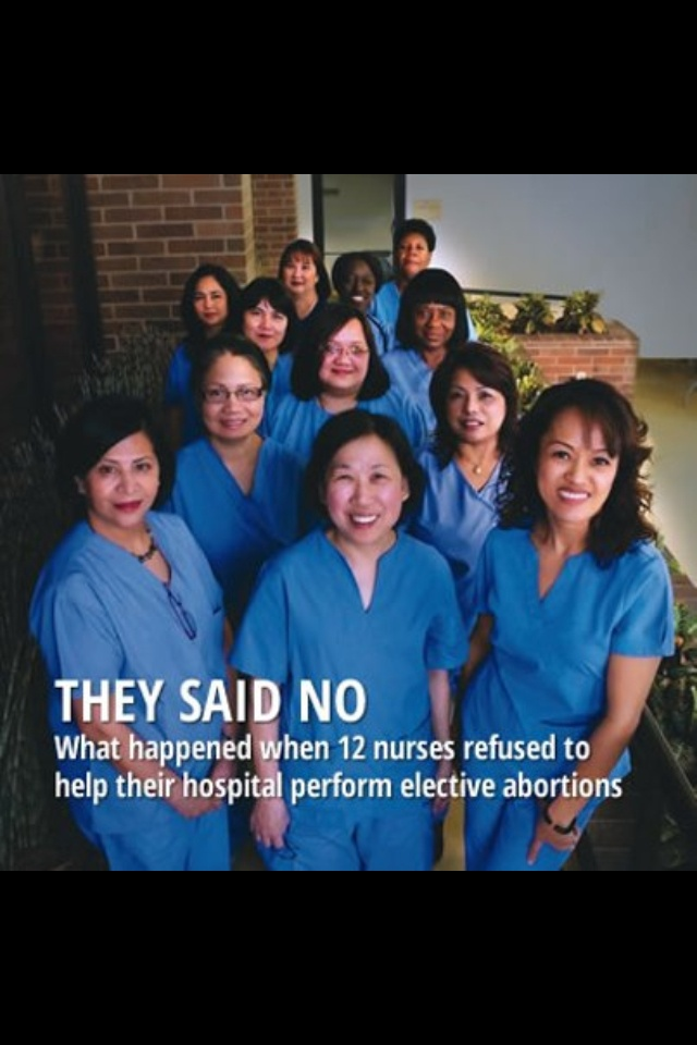 """In the Evangelium Vitae, Pope John Paul II, when referring to doctors, states """"Their profession calls them to be guardians and servants"""". These women are a great example of fulfilling their mission and promoting life in a professional environment. Doctors have a wonderful career that often promotes and saves lives, but civil laws can restrict life and create rights that are criminal acts. In situations such as these, we look to the Cross for strength and our moral law to guide us."""