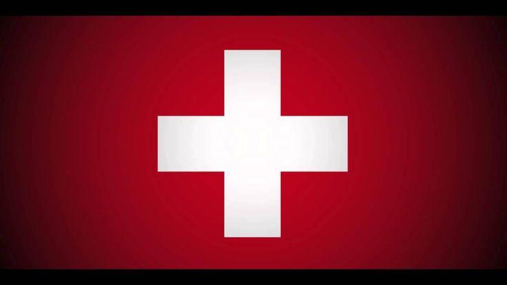 Die Schweizer Nationalhymne - The Swiss National Anthem