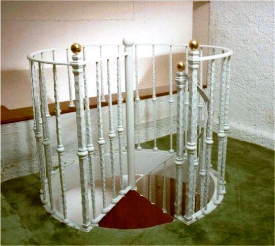 Oltre 20 migliori idee su scale in ferro battuto su - Scale in ferro battuto per interni ...