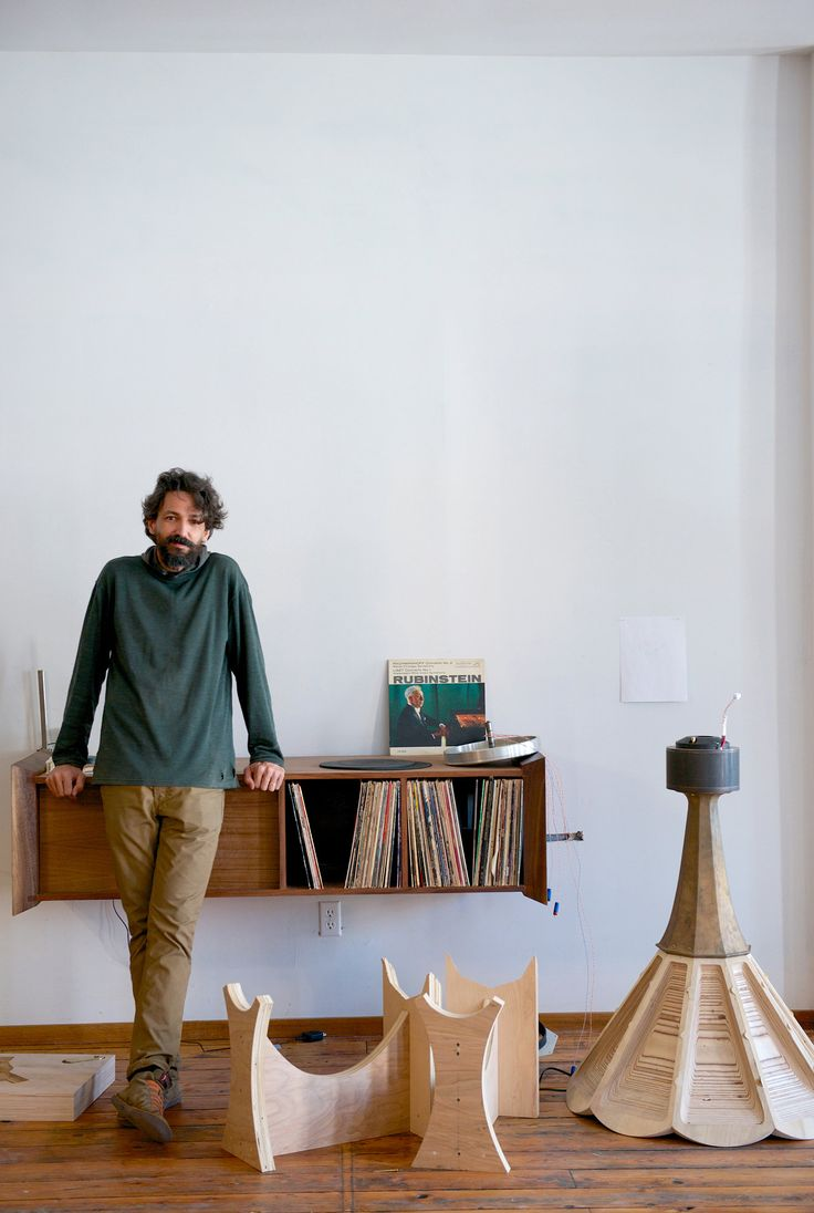 Rob Kalin, Who Founded The Online Craftersu0027 Paradise Etsy, Is Creating A New