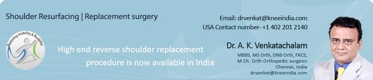 ACP injection in India | Shoulder surgery India, Shoulder stiffness, frozen shoulder, dislocation surgery, Resurfacing & Replacement