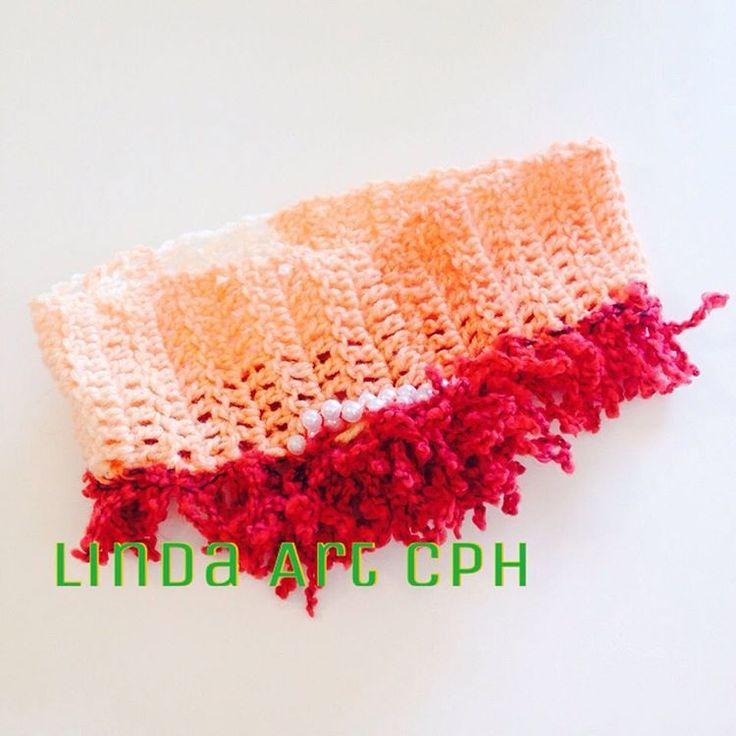 #crochet #scarf #necklace