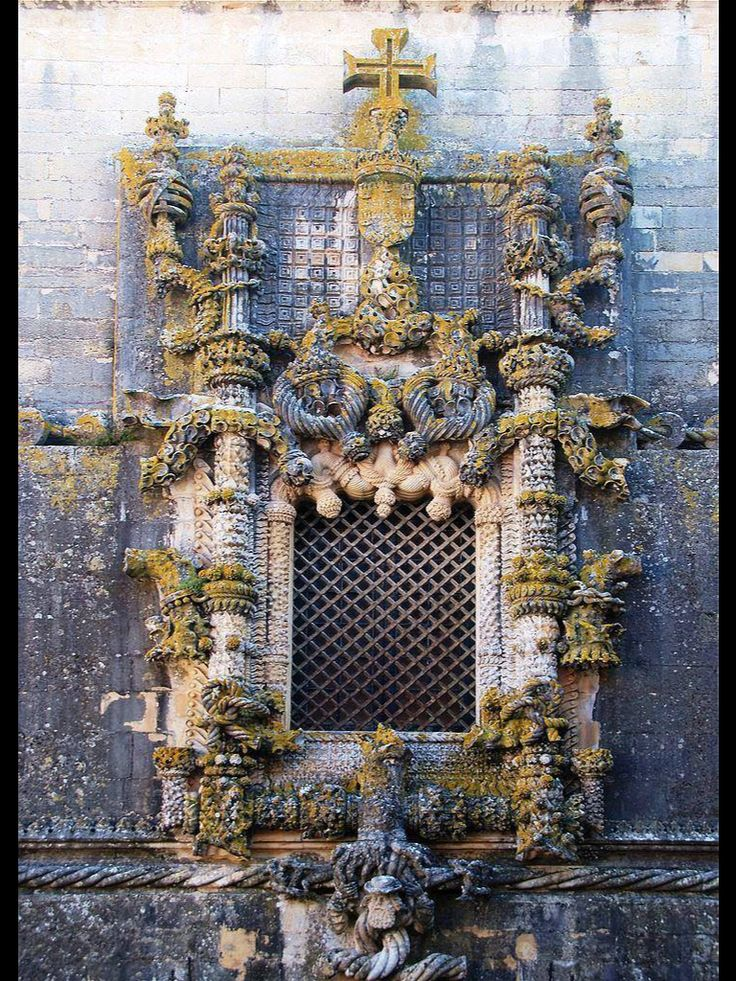 Tomar/Portugal - amazing history of the Knights Templars.