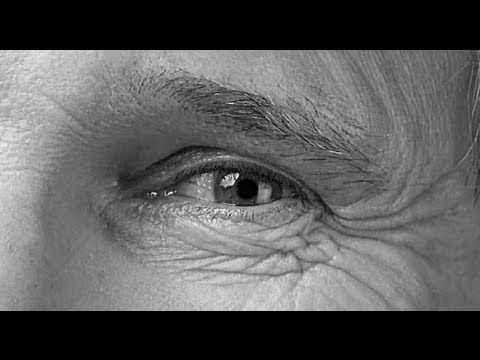 Realistic Pencil Portrait Mastery - How to Draw Wrinkles on the Face - YouTube