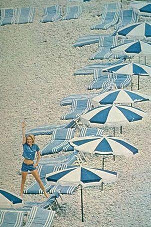Pirelli Calendar 1965 in Monaco