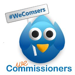 Signposting Commissioners #WeComsers