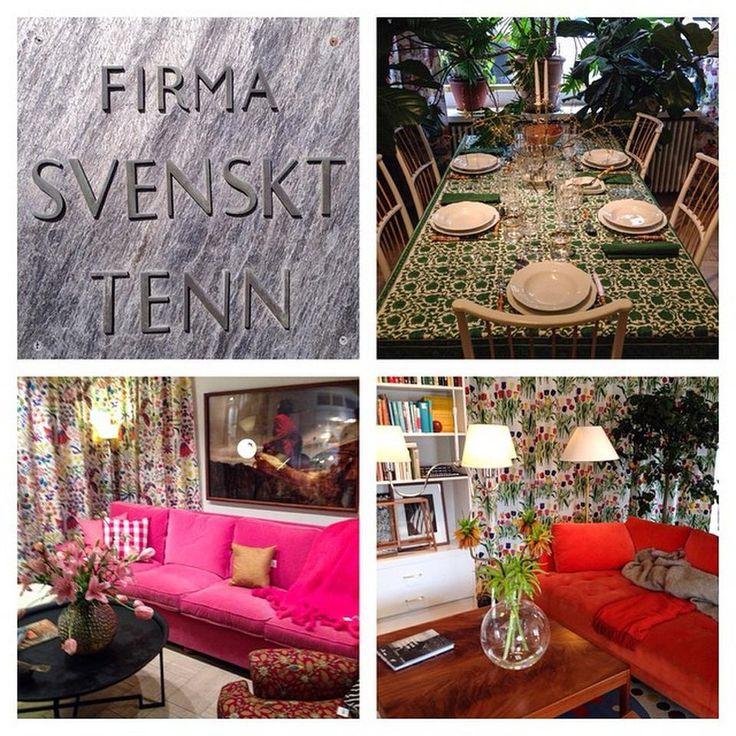 Svenskt Tenn - Östermalm - Stoccolma, Storstockholm Negozio di #design a Ostermalm #Stoccolma