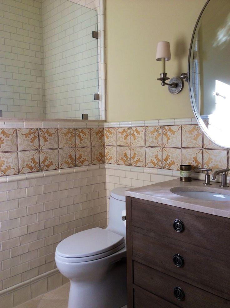 278 best Tabarka Home images on Pinterest | Tabarka tile, Bathroom ...