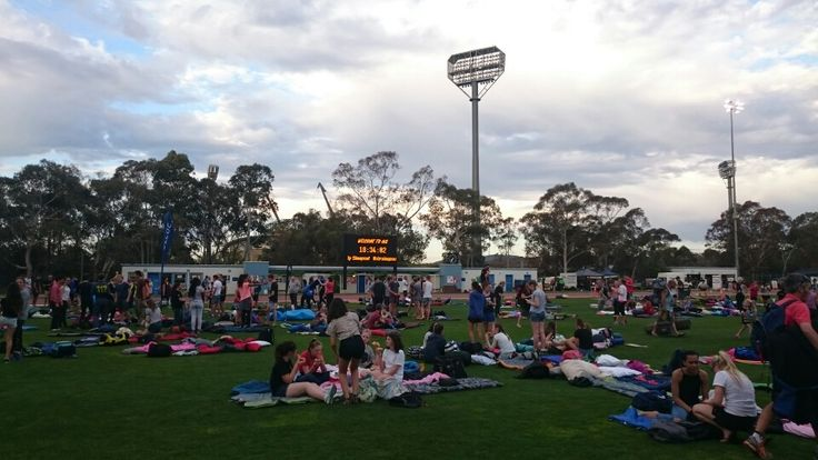Canberra Community Sleepout 2015