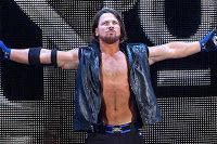 From The Mind Of A Non-Geeky Nerd: AJ STYLES: THE LONG SHOT